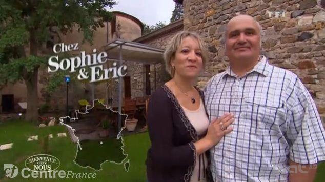 Bienvenue chez Sophie et Eric