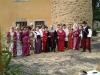 mariage feodal chateau aiguilles (4)