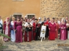 mariage feodal chateau aiguilles (7)